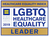 Healthcare Equality Index LGBTQ Healthcare Equality Leader - Human Rights Campaign Foundation 2019