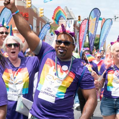 career, diversity, pride parade