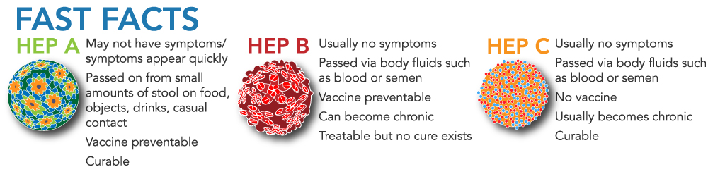 hep a b c hepatitis treatment prevention testing cure vaccine