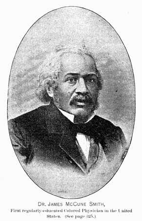 james mccune smith, black history
